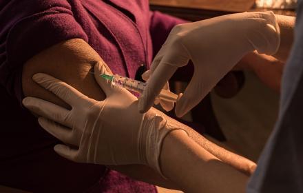 experimental vaccine against RSV